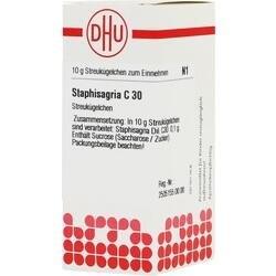 STAPHISAGRIA C30